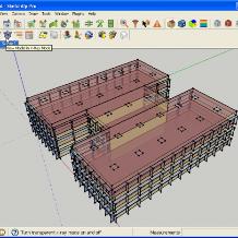 建筑能源设计 (OpenStudio SketchUp Plug-in)